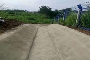 水泥毯工程